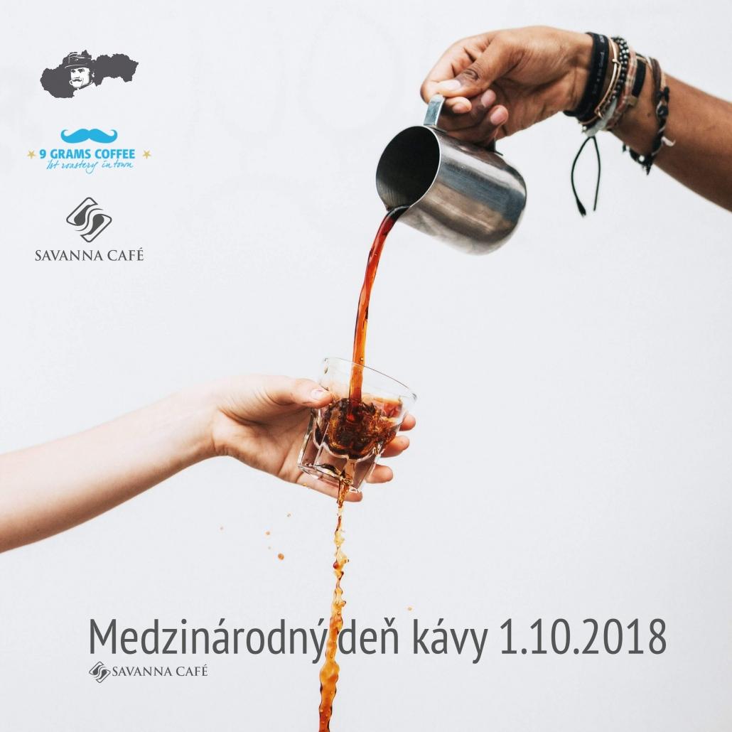 Medzinárodný deň kávy