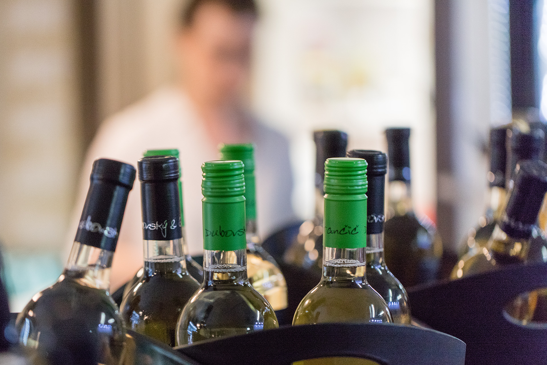Jesenná ochutnávka vín v Savanna Café