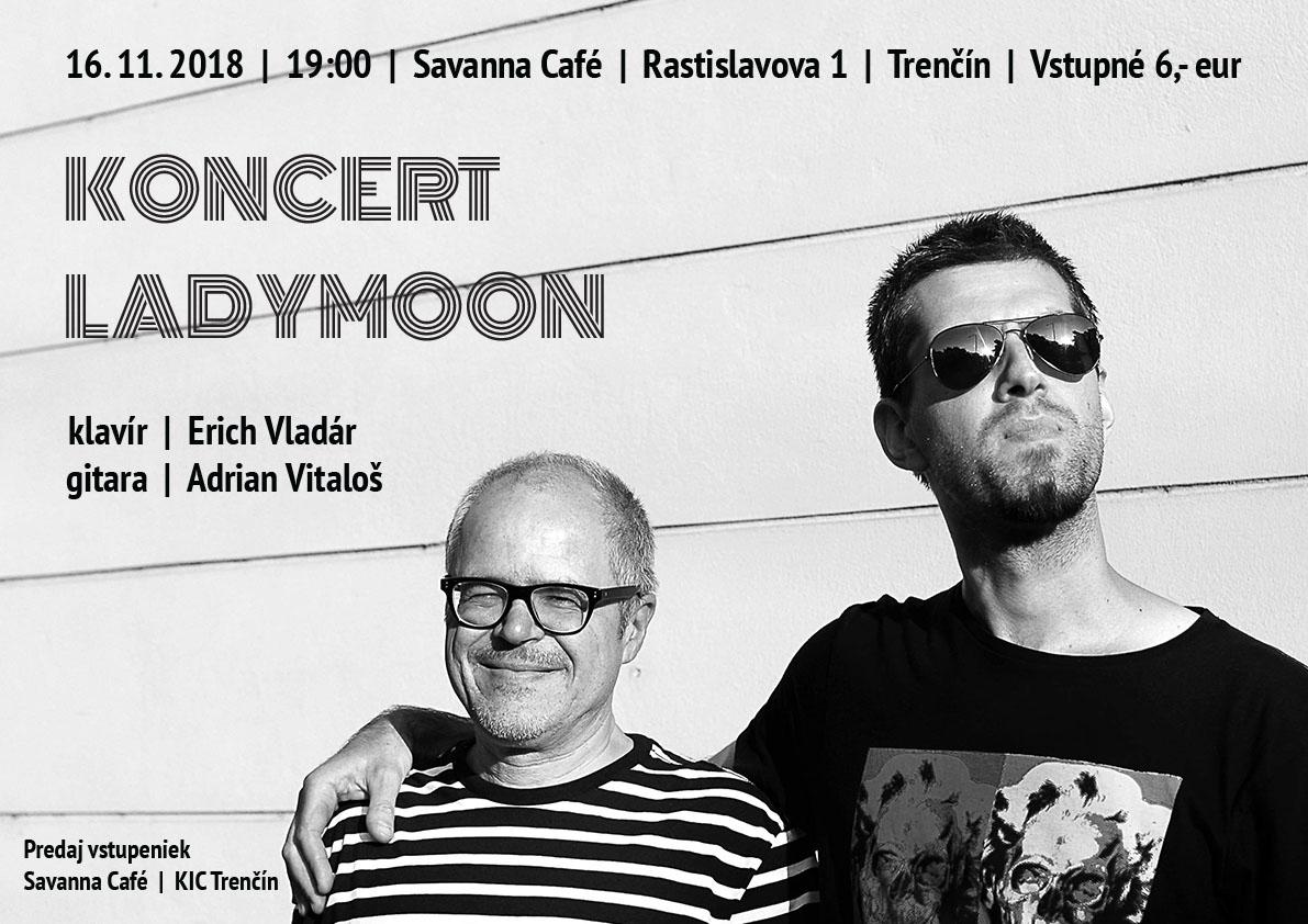 Koncert LadyMoon