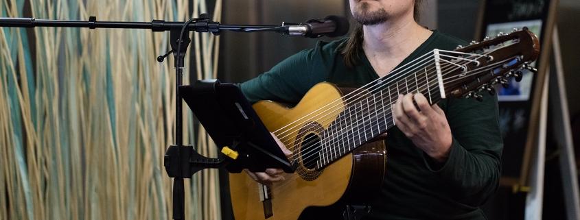 Svätoslav Hamaliar – koncert