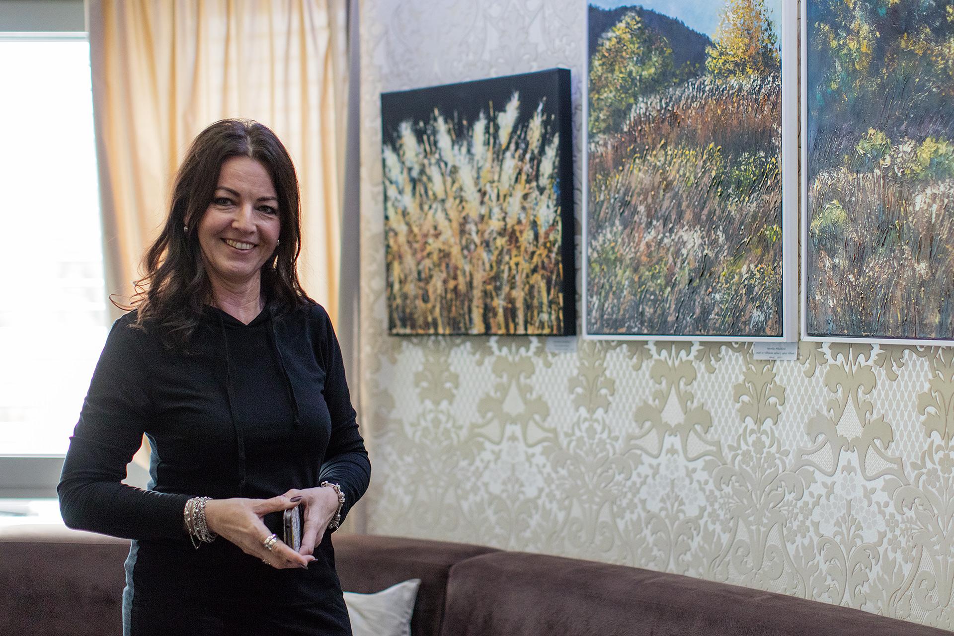 Impresie Veronika Mikulášová