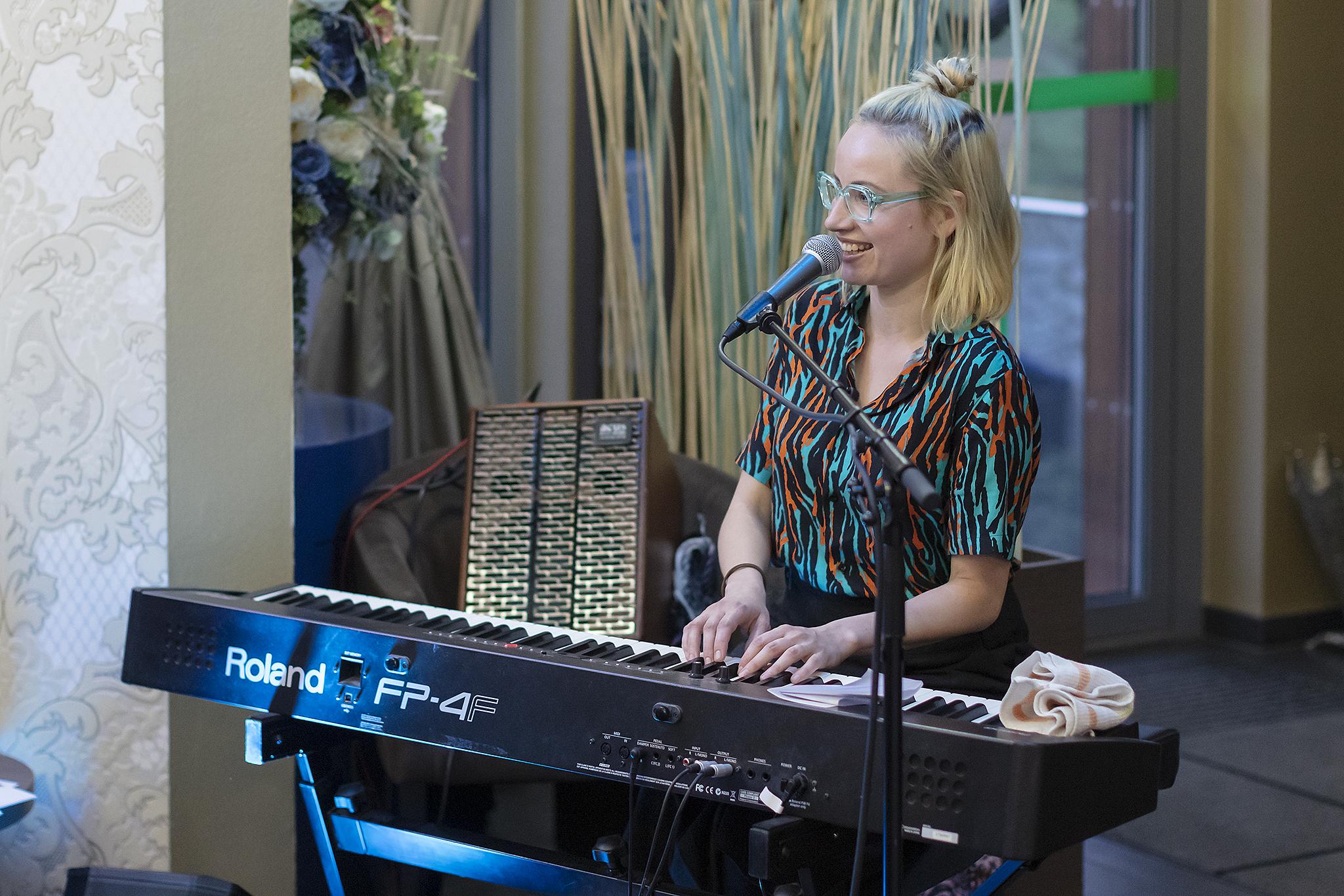 Koncert Kristíny Prableskovej